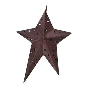 Relatively Rustic Star Decor | Wayfair RP57