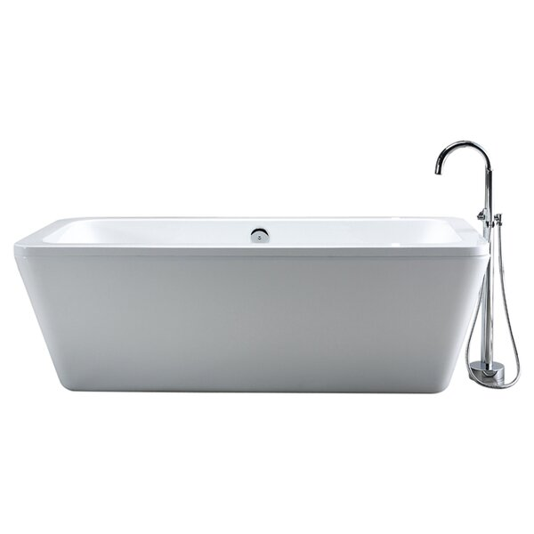 free standing tub size.  Freestanding Tubs