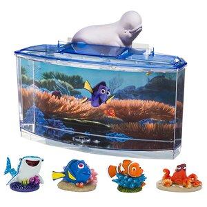 0.7 Gallon Disneyu00ae Pixar Finding Dory Betta Aquarium Kit