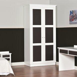 Hadar Wood 2 Door Wardrobe by World Design Spain