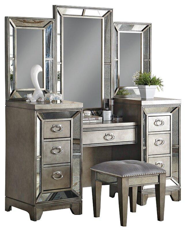 Roxie Vanity with Mirror
