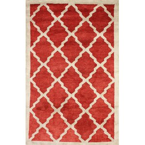Hazeltine Red Wilson Rug