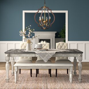 Nathalie Extendable Dining Table. Farmhouse Dining Tables   Birch Lane