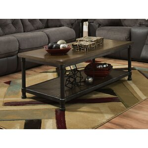 Elliott Rectangular Coffee Table by Si..