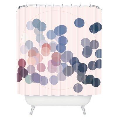Brayden Studio Tokai Wink Single Shower Curtain