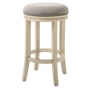Krystal Erin Fabric Bar Stool