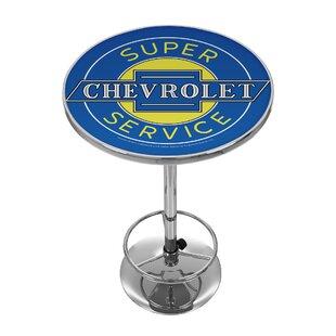 Chevy Super Service Pub Table