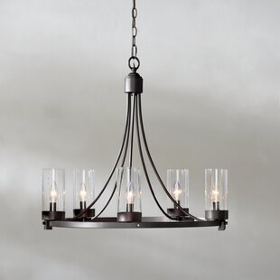 Oil rubbed bronze chandeliers youll love wayfair oil rubbed bronze chandeliers aloadofball Images