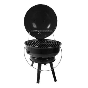 Large Charcoal Barbecue Grills Wayfair Co Uk