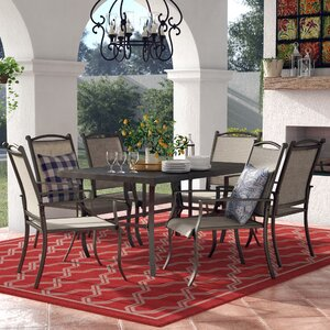 Pavilion 7 Piece Dining Set