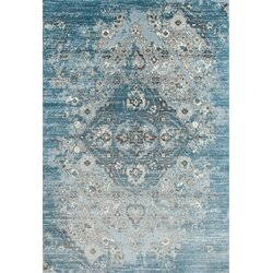 Persian-rugs Tobis Blue Indoor/Outdoor Area Rug & Reviews | Wayfair