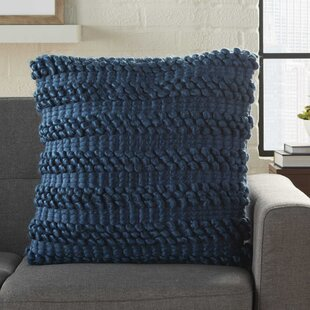 Slate Blue Throw Pillows | Wayfair