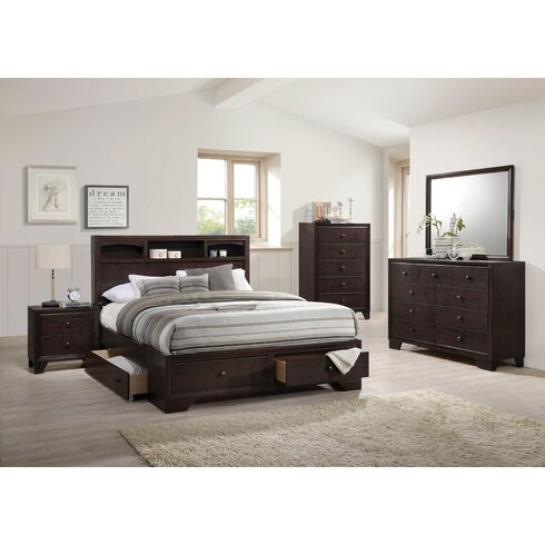 Madison Ll Platform Configurable Bedroom Set