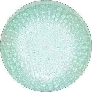 Gabe 7  Melamine Translucent Coral Luncheon Plate  sc 1 st  Wayfair & Acrylic u0026 Melamine Plates u0026 Saucers Youu0027ll Love | Wayfair