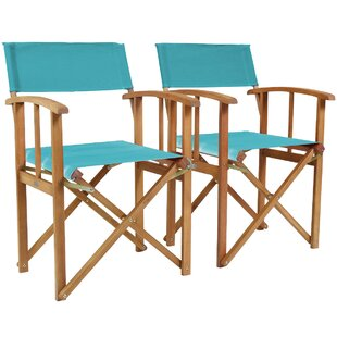 Antero Folding Director Chair by Lynton Garden