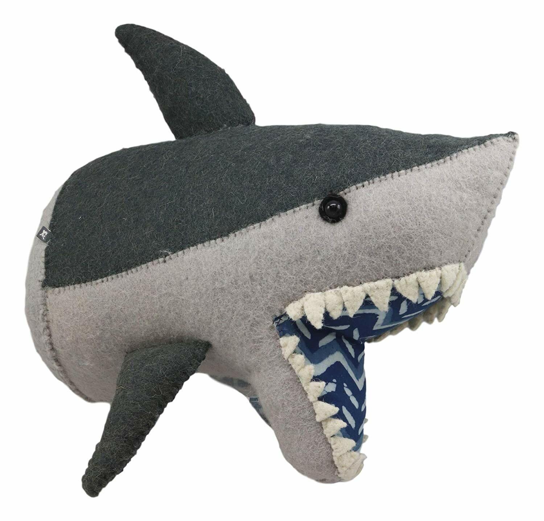 Gioia Nautical Great Shark Faux Taxidermy