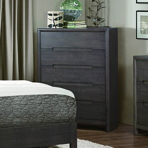 Lubbers 5 Drawer Chest by ..