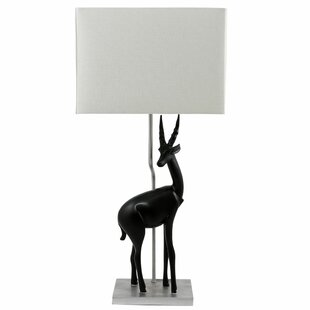 Tall Antelope 28 Table Lamp