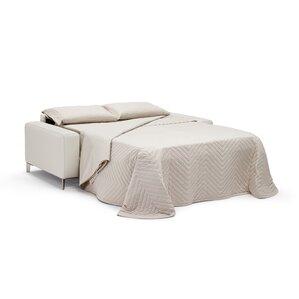 Valerio Leather Sleeper Sofa Part 94