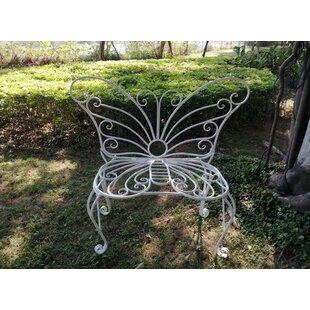 Metal Garden Chairs   Wayfair