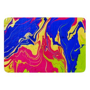 Escaping Reality by Claire Day Bath Mat