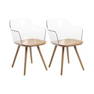 Acrylic Clear Chairs | Wayfair.co.uk