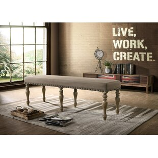 Dasher Upholstered Bench