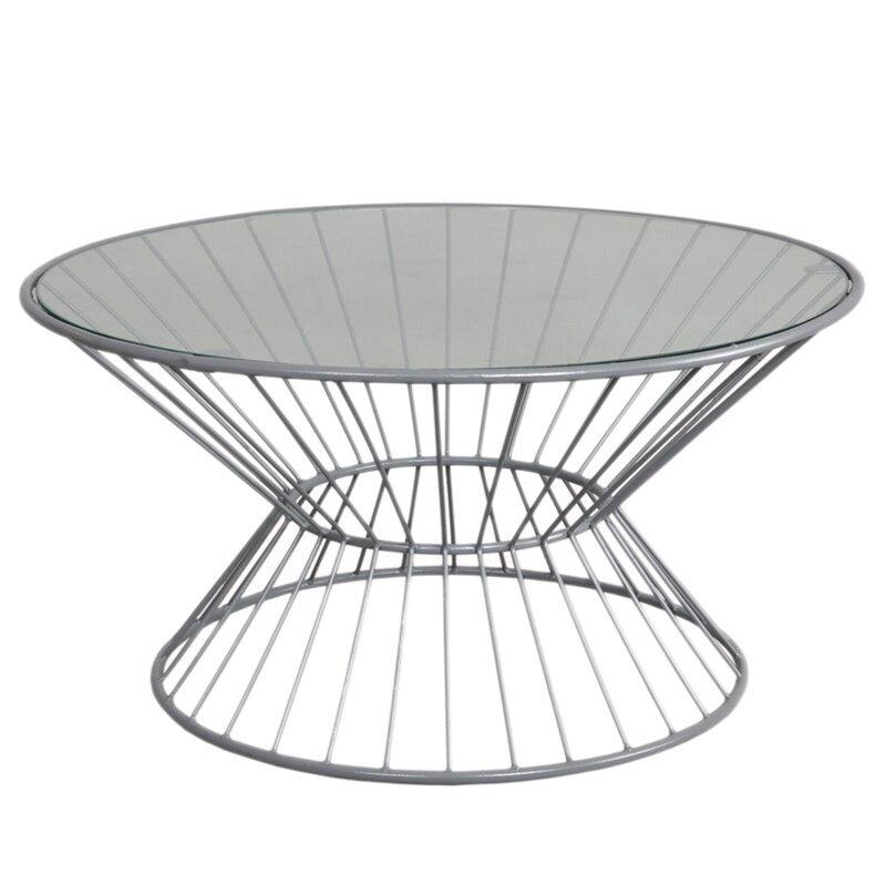 Fashion N You Wire Coffee Table & Reviews | Wayfair