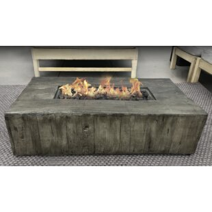 Mobley Propane Natural Gas Fire Pit Table