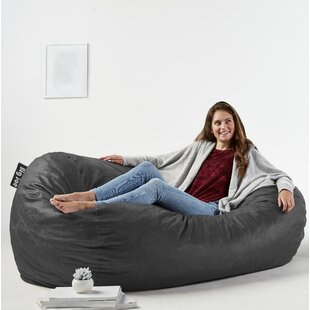 Incredible Big Comfy Sofa Bean Bag Chairs Wayfair Evergreenethics Interior Chair Design Evergreenethicsorg