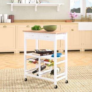 Barletta Kitchen Cart
