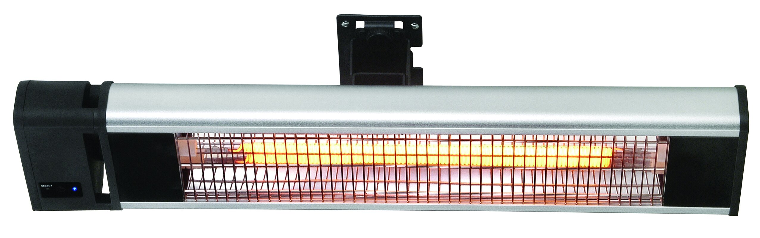 Hetr Wall Ceiling Mounted 1500 Watt Electric Mounted Patio Heater