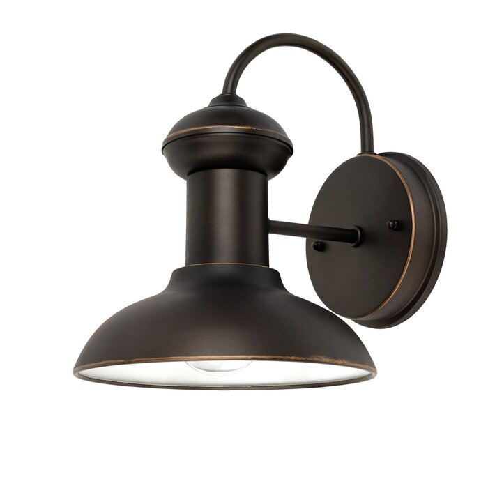 Crandallwood Indoor/Outdoor Barn Light