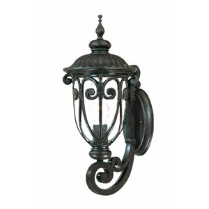 Appalachian 1-Light Outdoor Cast Aluminium Sconce