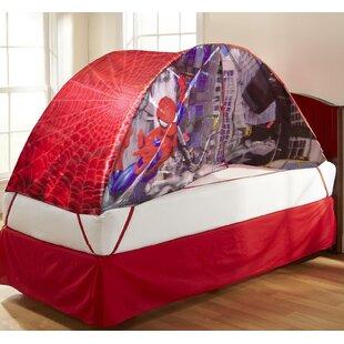 Spiderman Children Bed Tent & Spiderman Bed Tent   Wayfair