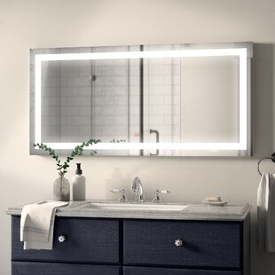 Led Wall Mounted Bathroom Mirror