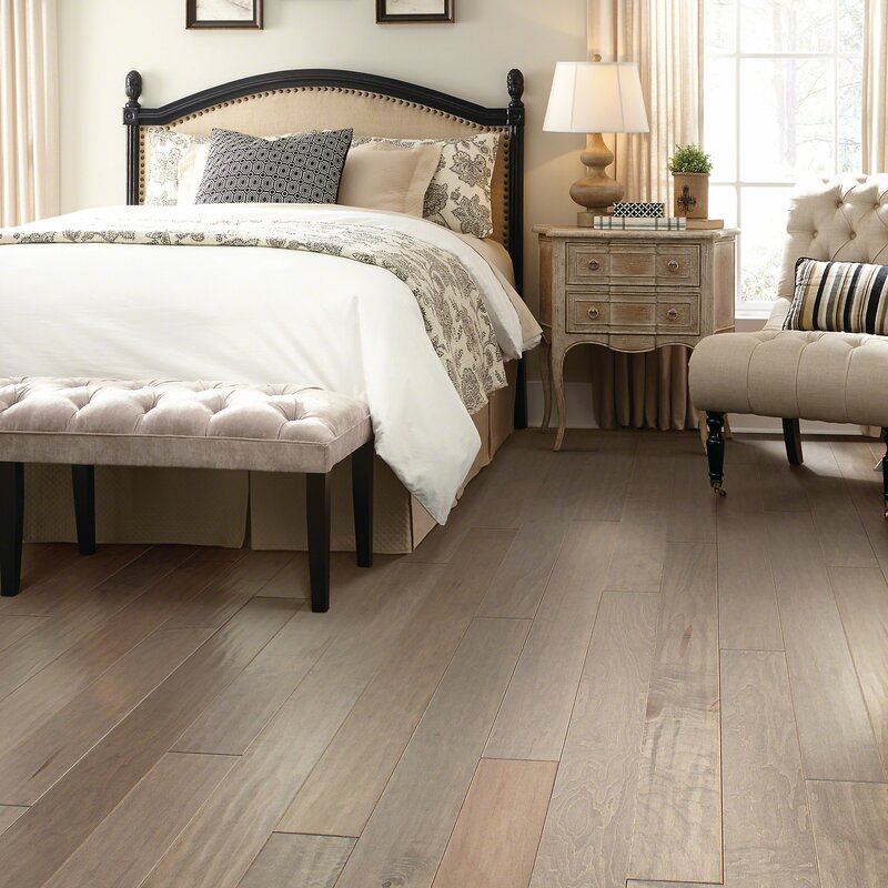 Aurora 5 Engineered Maple Hardwood Flooring In Hammond