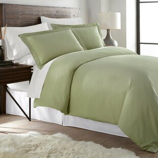 fringe bed set pieces cover dark design pattern ball com solid amazon moreover green duvet dp bedding