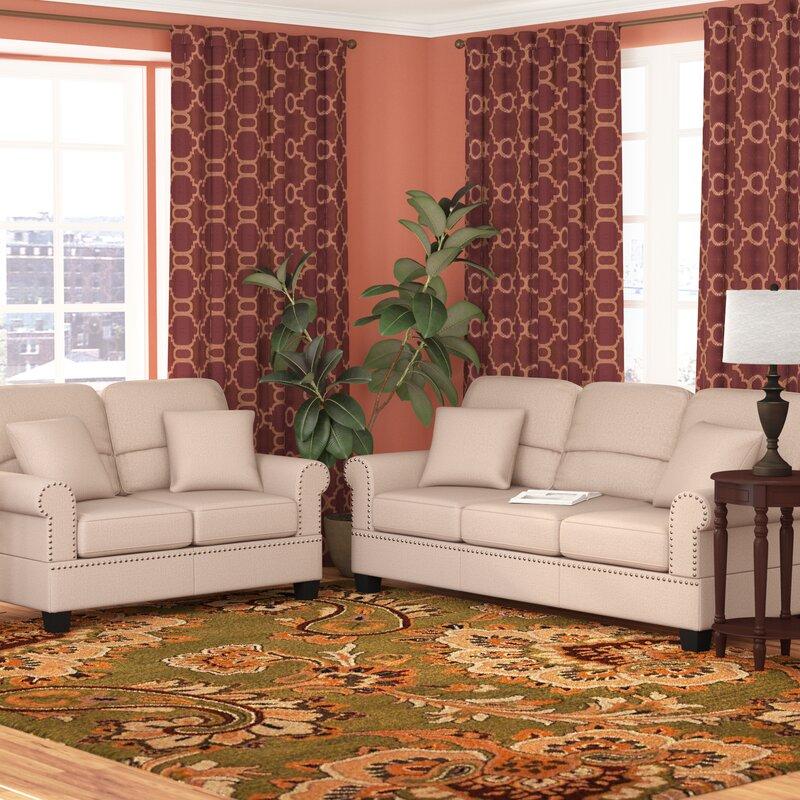 Charlton Home Boyster 6 Piece Living Room Set & Reviews ...