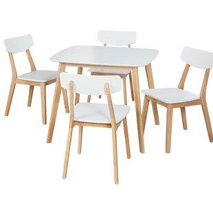 Epps Modern 5 Piece Dining Set