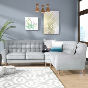 Blakeman Sectional Collection by Mercury Row