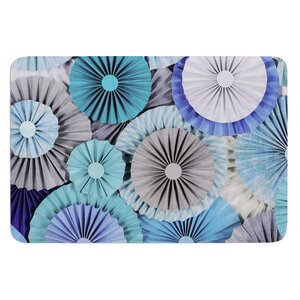 Brunch at Tiffany's by Heidi Jennings Bath Mat