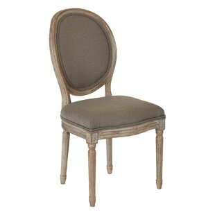Exceptionnel French Round Back Dining Chair | Wayfair
