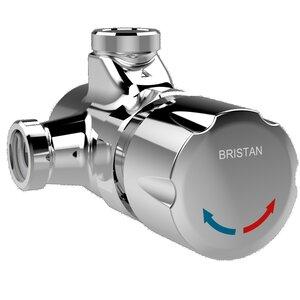 Einhebel-Duscharmatur Unterputz von Bristan