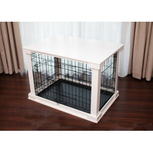 Aries Pet Crate End Table