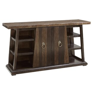 Barbery Live-Edge Buffet Server
