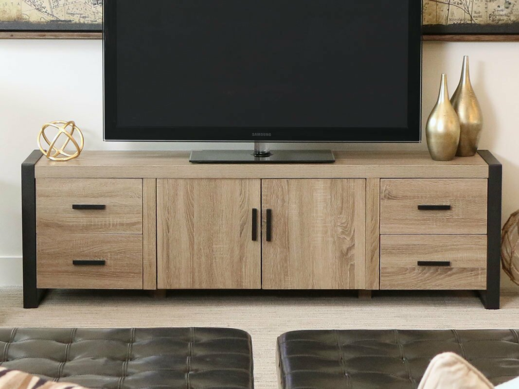 Rustic TV Stands You\u0027ll Love | Wayfair
