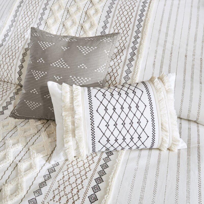 Jenkinsburg Comforter 100% Cotton 3 Piece Bedding Set