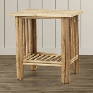 Porter End Table by Bay Isle Home