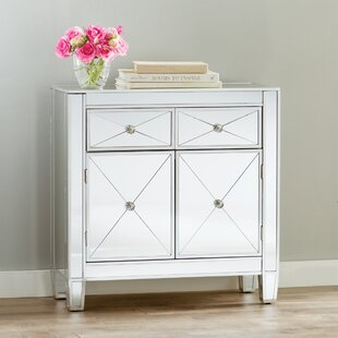 Incroyable Lavinia 2 Drawer Accent Cabinet